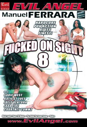 Courtney Cummz Porn Dvd - Fucked on Sight 8 - DVD