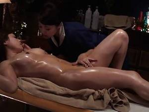 erotic oil massage fuck - Lesbian Oil Massage Luxury Married Tamaki