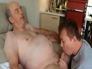 Grandpa S - Eating Cum Grandpa