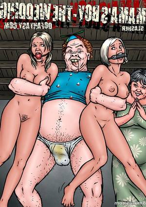 mama boy - xxx-comics/cool/all/galleries/Fansadox Comics/201-300