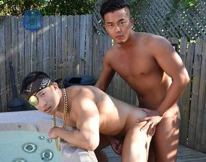 Gay Asian Jessie Porn - Asian Gay Porn PeterFever Jessie Lee Alex Chu Muscle Jock