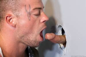 fat fuck hole - Click here to watch this full length glory hole fuck video and hundreds  more amateur gay porn videos at Extra Big Dicks.