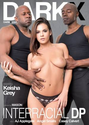 interracial double penetration threesome - Dark X is happy to declare a fresh show dedicated to huge black cock double- penetration, Interracial DP! Starring celebrity cover girl Keisha Gray, ...