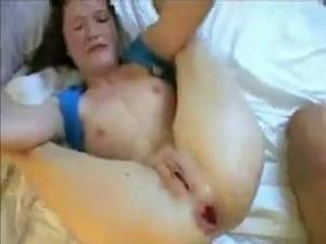 fat fuck hole - amateur anal fisting and fucking... hole get destroyed